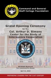 Click to open/download the Opening Ceremony Program (1.4mb pdf)