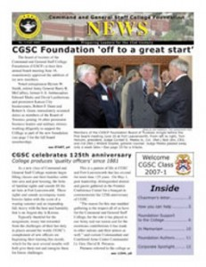 FoundationNews(No1-Fall06)