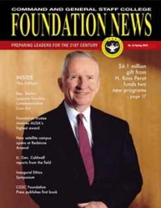 FoundationNews(No8-Spring2010)