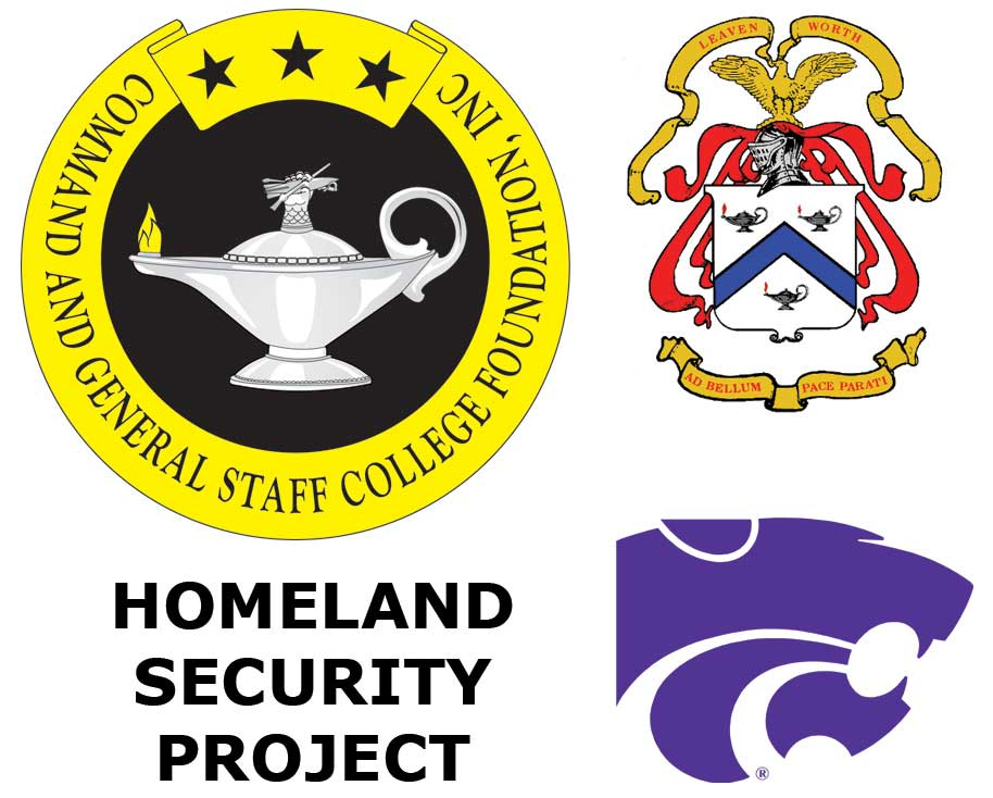 CGSC Foundation, K-State, U.S. Army CGSC conduct Homeland Security Symposium