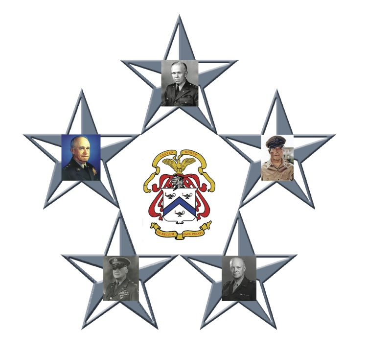 5-Star Generals Commemorative Coin project underway