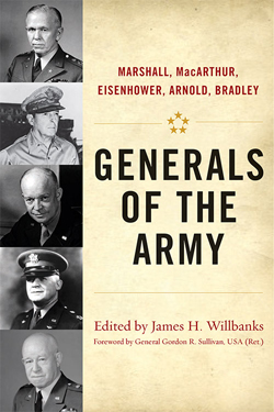 "Essay contest winner to receive free copy of ""Generals of the Army"""
