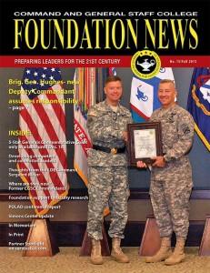FoundationNews-No15-Fall2013-cover