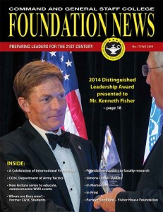 Foundation News No. 17/Fall 2014- cover image
