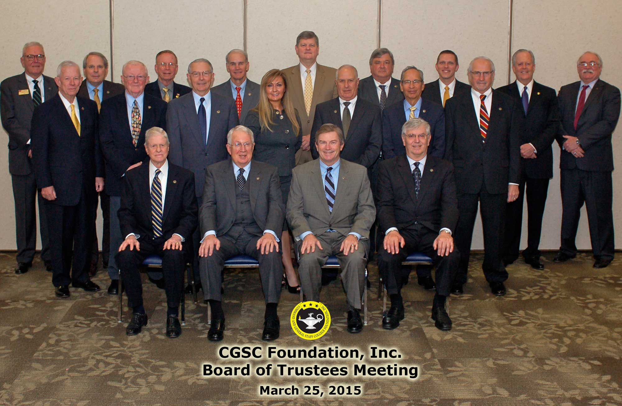 Annual board meeting sets tone for remainder of 2015