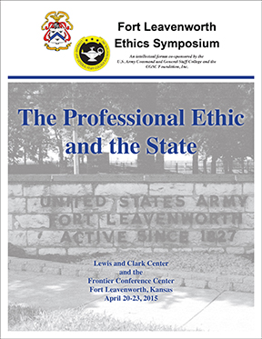 Welcome to the 2015 Fort Leavenworth Ethics Symposium Blog