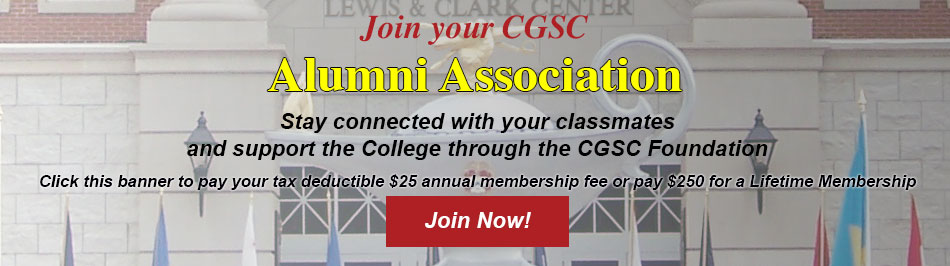 Join the Alumni Association banner image