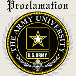 The Army establishes The Army University