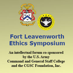 Ethics Symposium set for April 30-May 1