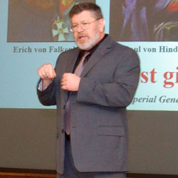 CGSC professor to present at National WWI Museum