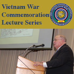 Vietnam War Commemoration Lecture Series kicks-off