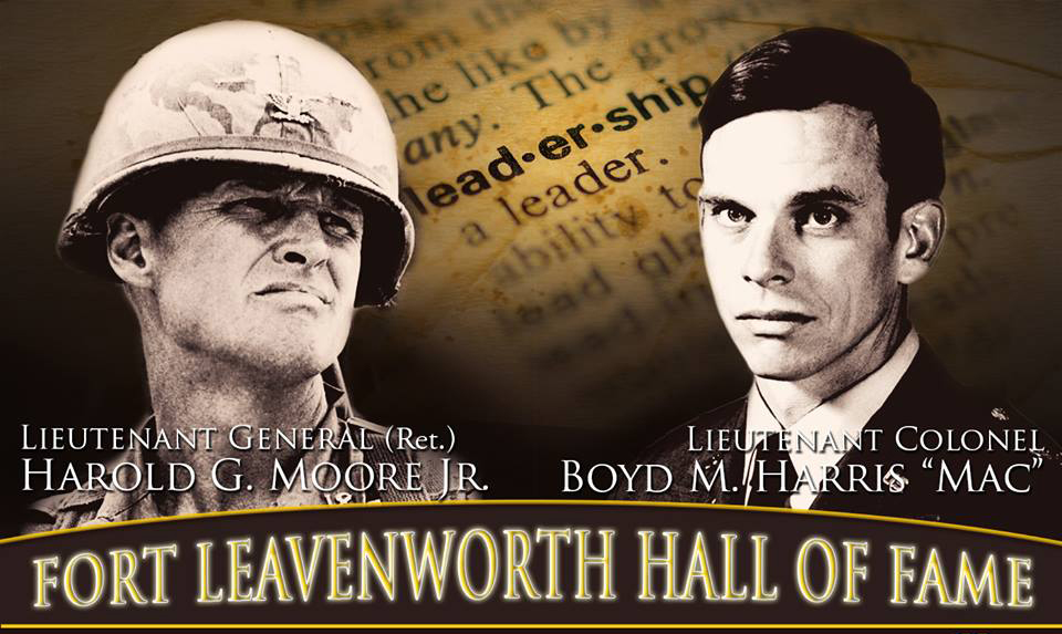 They were soldiers command and general staff college foundation inc harold g moore and lt col boyd m mac harris deceased were inducted into the fort leavenworth hall of fame in ceremonies at the lewis and clark thecheapjerseys Image collections
