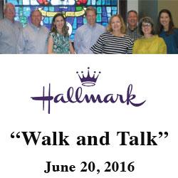 Hallmark reps visit Fort Leavenworth, CGSC
