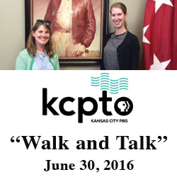 KCPT reps learn about CGSC, Fort Leavenworth