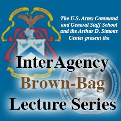 InterAgency Brown-Bag Lecture set for Oct. 12