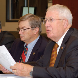 Recent Foundation board meeting brings significant change