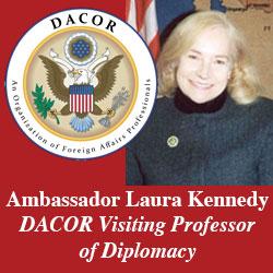 Ambassador Kennedy returns to Fort Leavenworth
