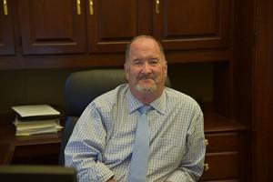 Dr. Jim Martin CGSC Dean of Academics