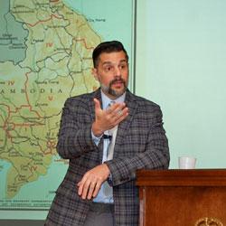 Vietnam lecture focuses on Gen. Westmoreland, strategy