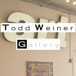 Partner Spotlight – Todd Weiner Gallery