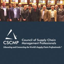 College, Foundation host visit from global logistics association