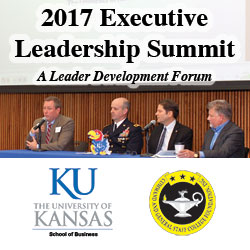 Foundation, KU School of Business cohost Executive Leadership Summit
