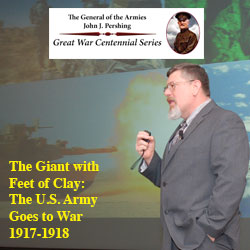 Great War lecture addresses U.S. entry into WWI