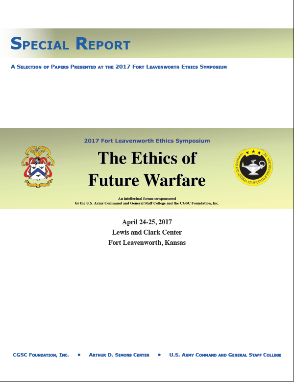 New Simons Center 'Special Report' published online May 1