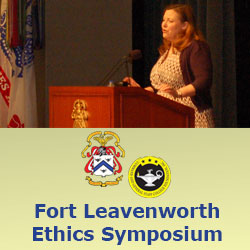 2017 Fort Leavenworth Ethics Symposium – 'The Ethics of Future Warfare'