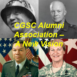 CGSC Alumni Association mission – a new vision