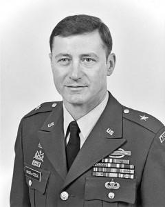 Brigadier General Huba Wass de Czege