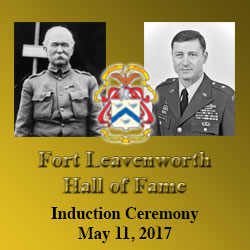 Two former leaders to be inducted to Fort Leavenworth Hall of Fame May 11