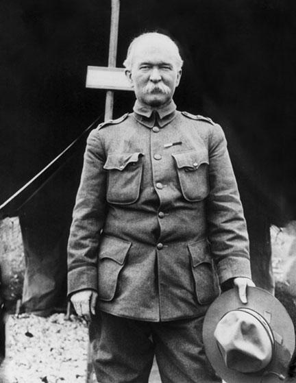 Major General William Giles Harding Carter