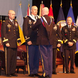 138 officers graduate from the U.S. Army School of Advanced Military Studies