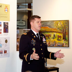 Box Gallery hosts leadership panel discussion