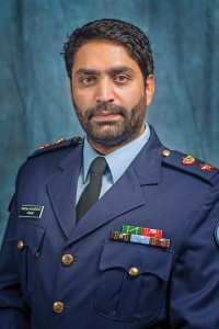 Lt. Col. Meshari M. Alhaddad, Kuwait