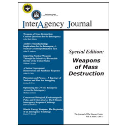 InterAgency Journal 8-2 (Special Edition 2017)