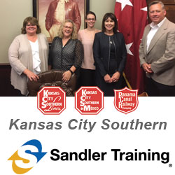 Foundation hosts KC Southern and Sandler Training in Walk and Talk program