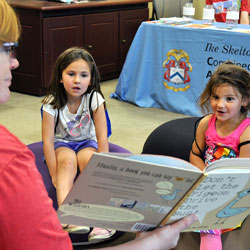 Foundation continues support to summer reading program