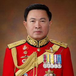 Thai general inducted into International Hall of Fame