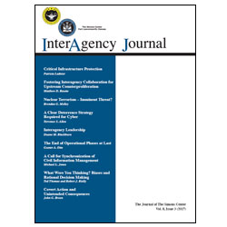 InterAgency Journal 8-3