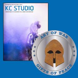 Art of War Initiative featured in KC Studio magazine