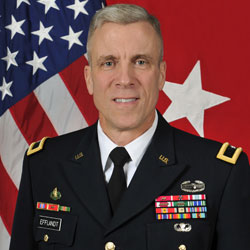 Brig. Gen. Efflandt becomes 2nd Provost of Army University