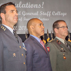 CGSC adds three leaders to International Hall of Fame