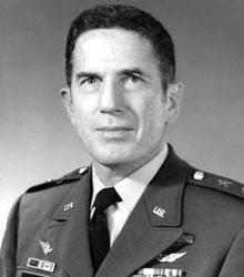 Former Commandant Lt. Gen. John H. Cushman dies at 96