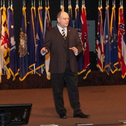 Brown-bag lecture features CIA presentation