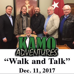 KAMO Adventures reps tour CGSC, Fort Leavenworth