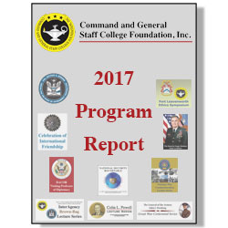 2017 Program Report released