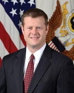 Undersecretary of the Army Ryan McCarthy