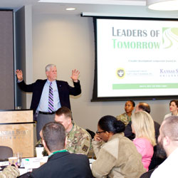 Foundation, K-State host leader development symposium